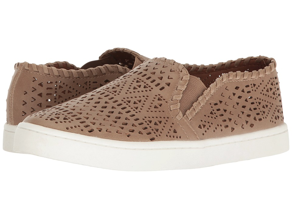 Report - Ashley (Nude) Women's Slip on Shoes