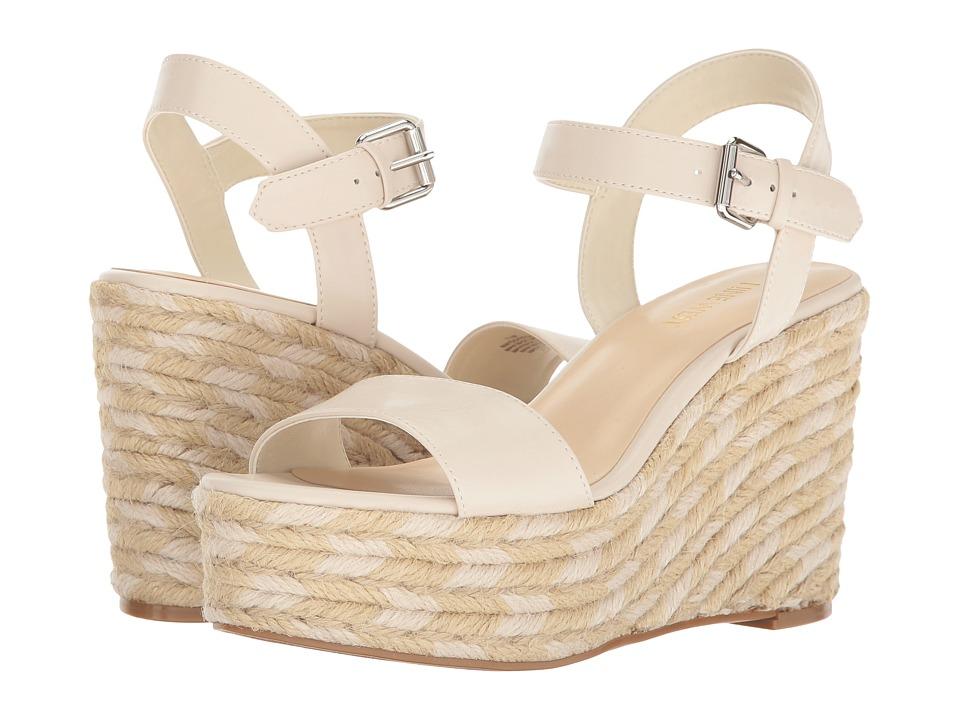 Nine West - Doitright (Milk PU) Women's Wedge Shoes