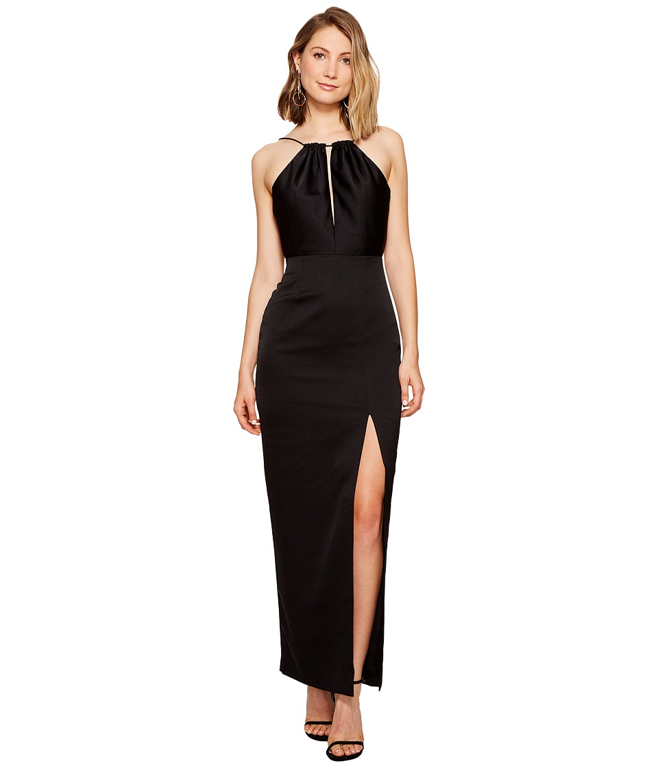 KEEPSAKE THE LABEL - Frenzy Gown (Black) Women's Dress