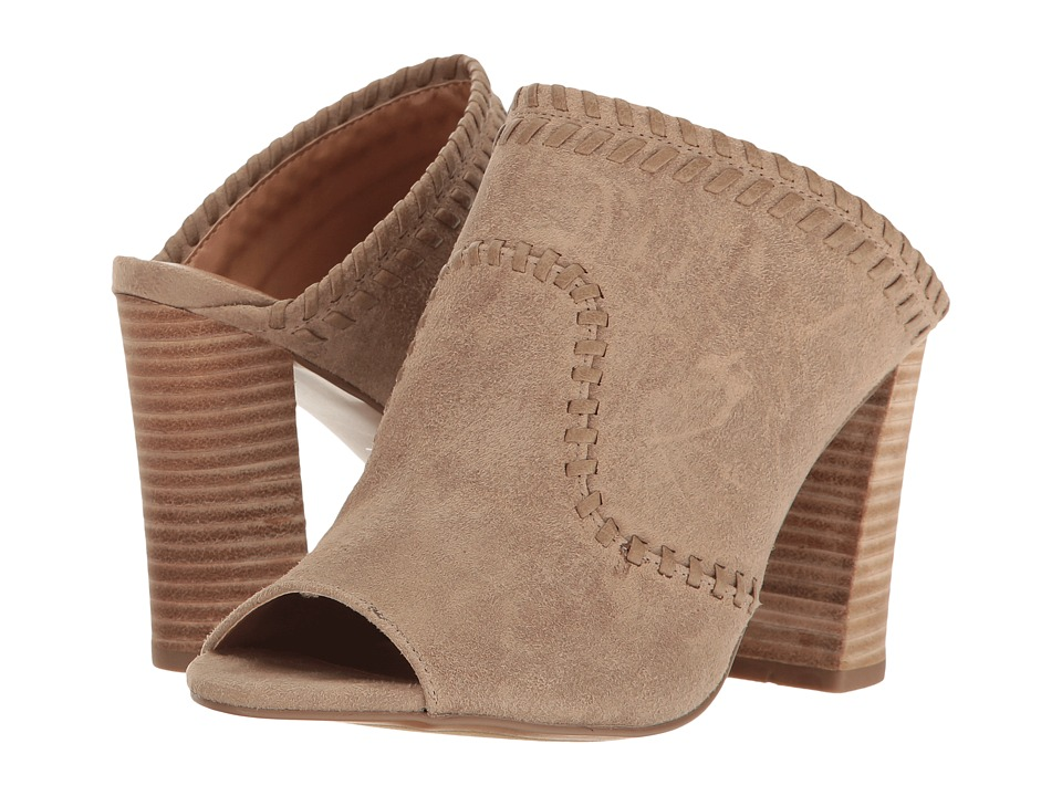 Report - Marlo (Taupe) High Heels