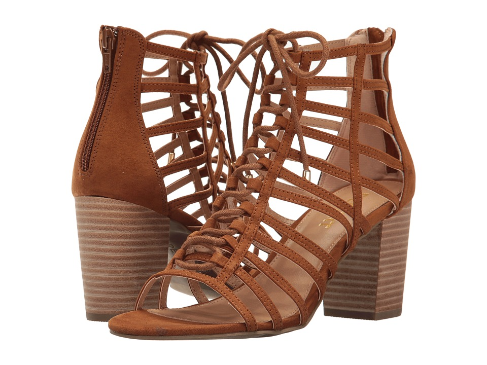 Report - Piper (Tan) High Heels