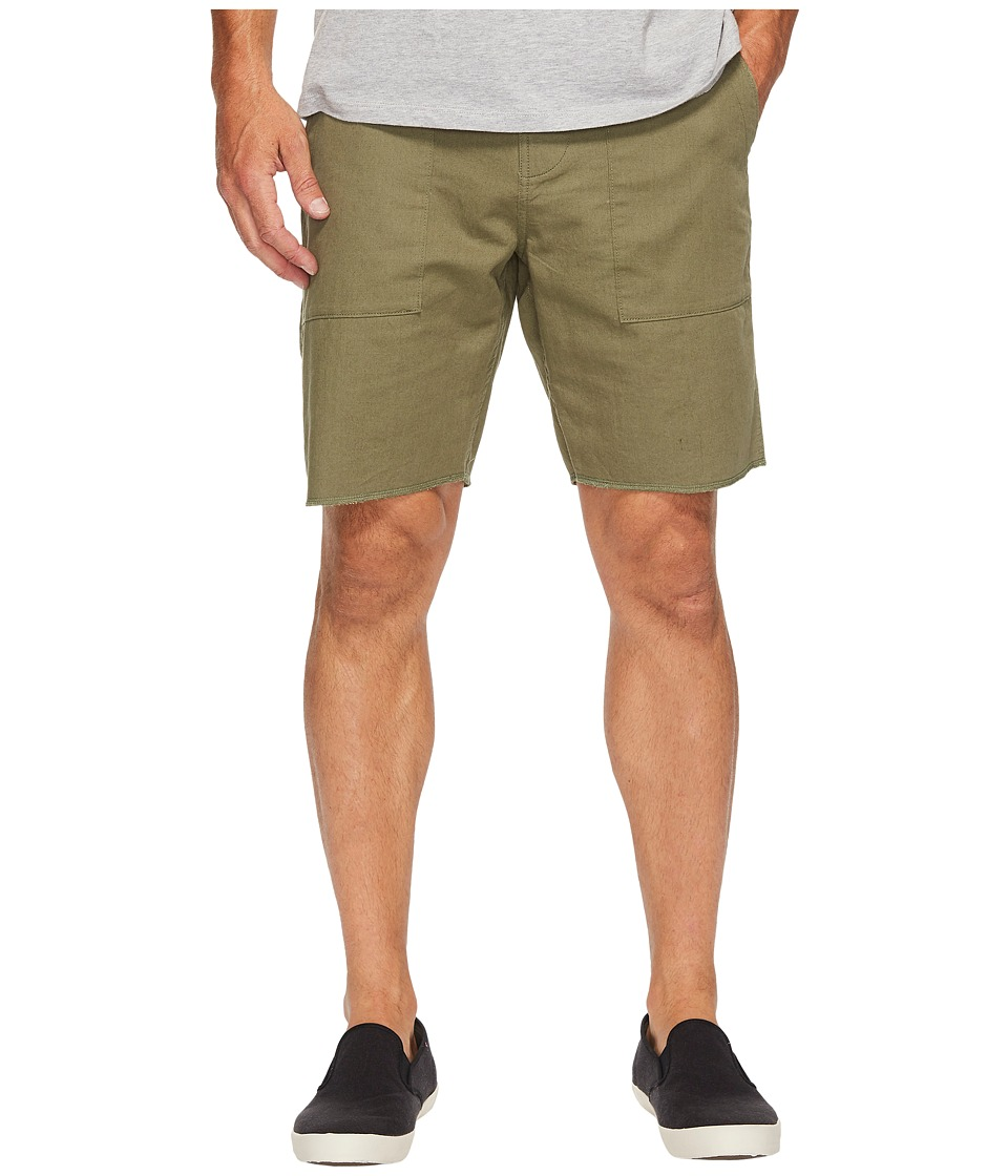 Roark - Fort Kochi Shorts (Army) Men's Shorts