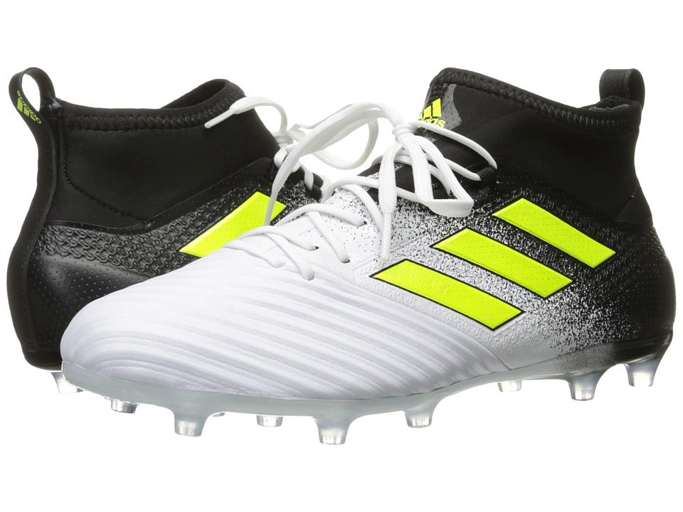 adidas Ace 17.2 FG (Footwear White/Solar Yellow/Core Black) Men