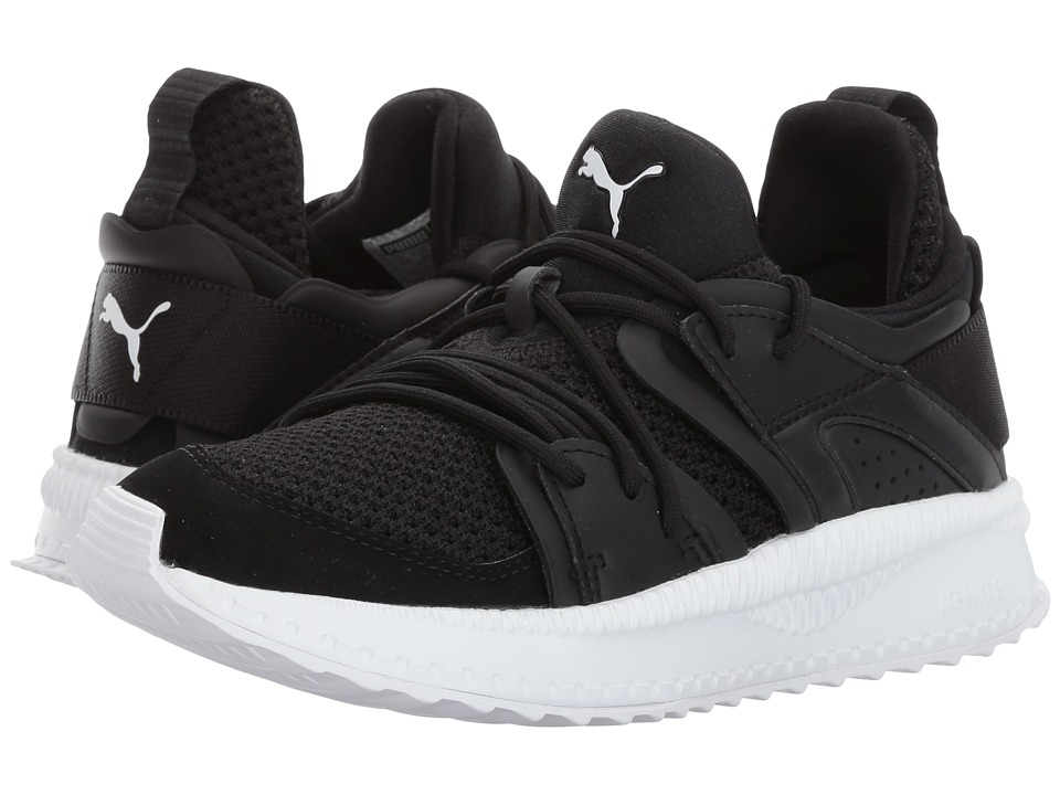 Puma Kids Tsugi Blaze (Big Kid) (Puma Black/Puma Black) Boys Shoes