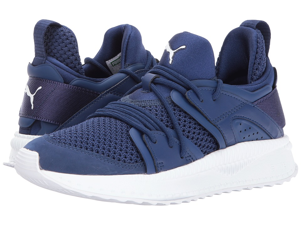 Puma Kids Tsugi Blaze (Big Kid) (Blue Depths/Blue Depths) Boys Shoes
