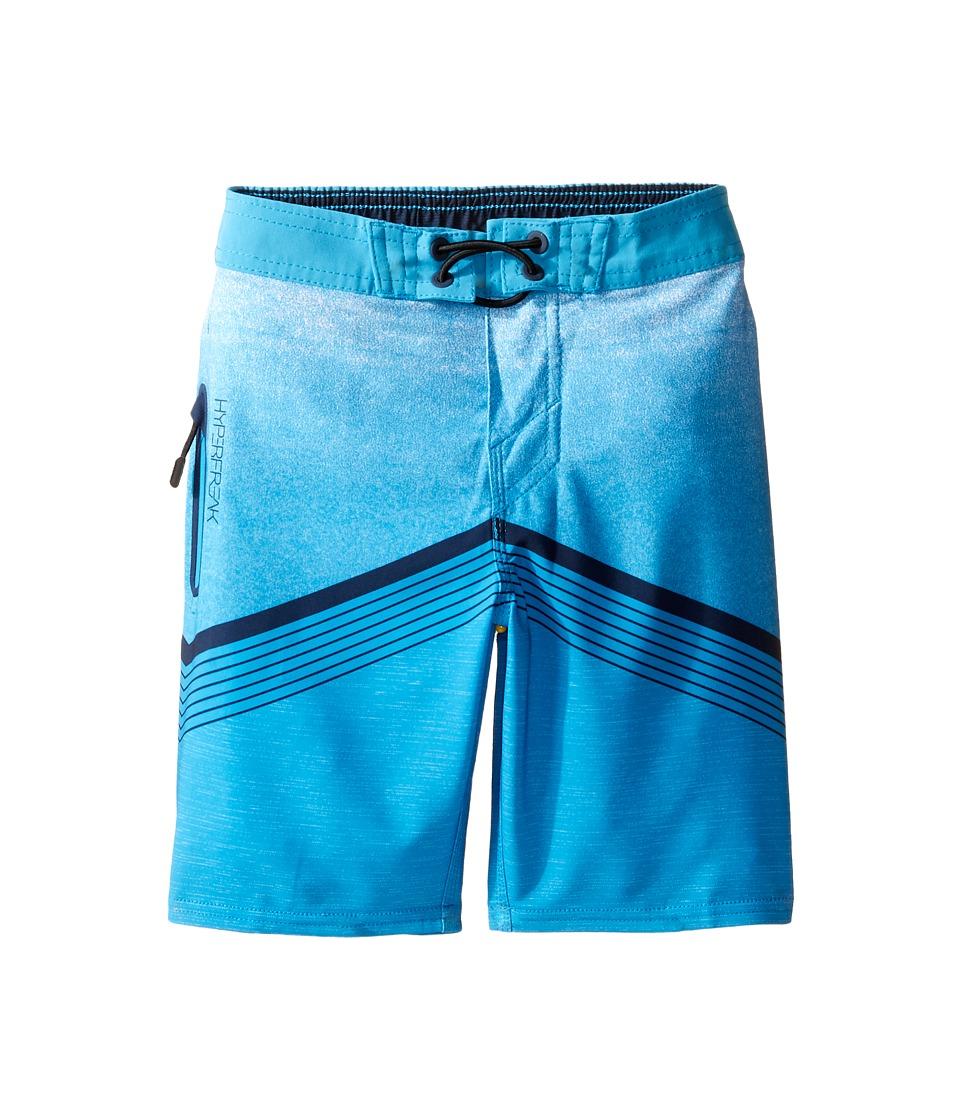 O'Neill Kids - Hyperfreak Boardshorts (Little Kids) (Neon Blue) Boy's Swimwear