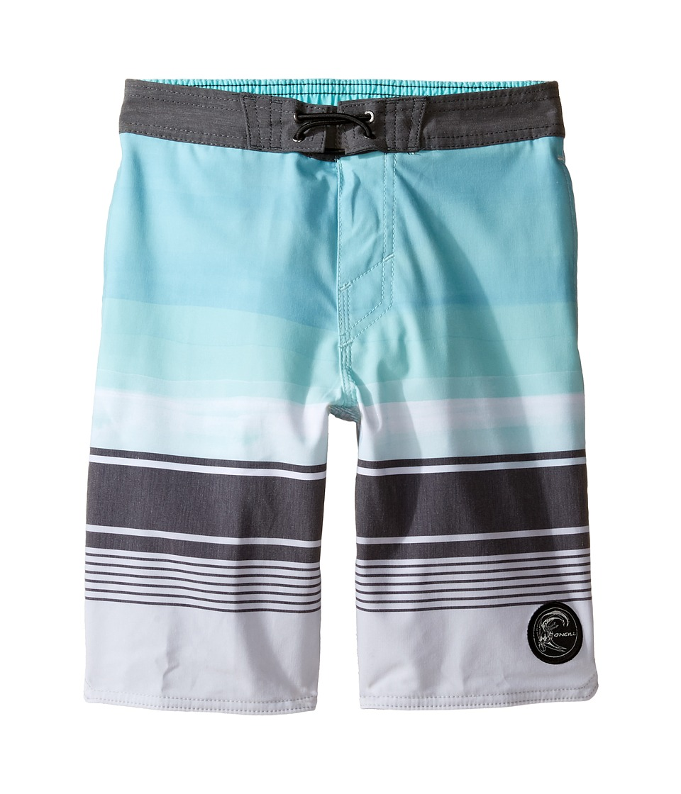 O'Neill Kids - Hyperfreak Source 24/7 Boardshorts (Toddler/Little Kids) (Light Grey) Boy's Swimwear