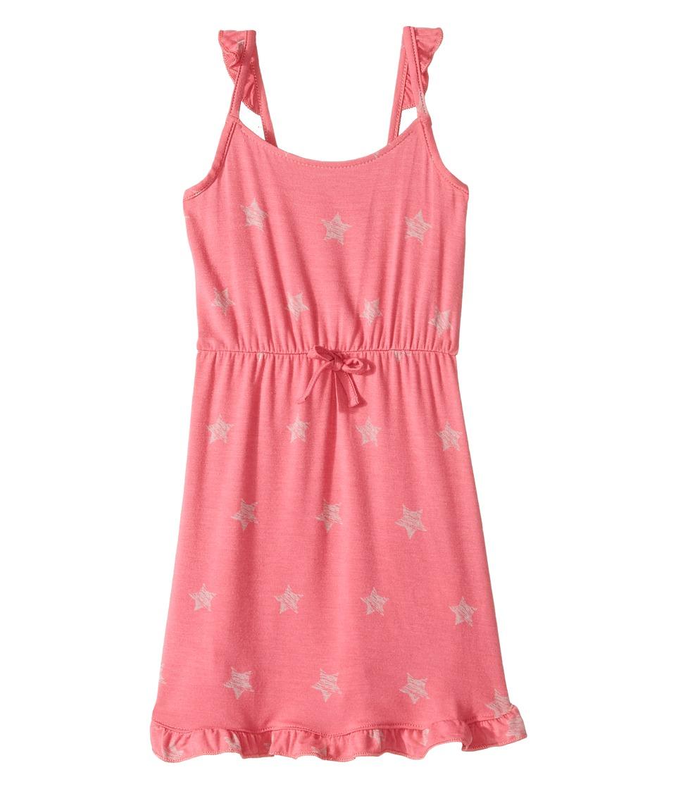 O'Neill Kids - Letty Dress (Toddler/Little Kids) (Dessert Rose) Girl's Dress