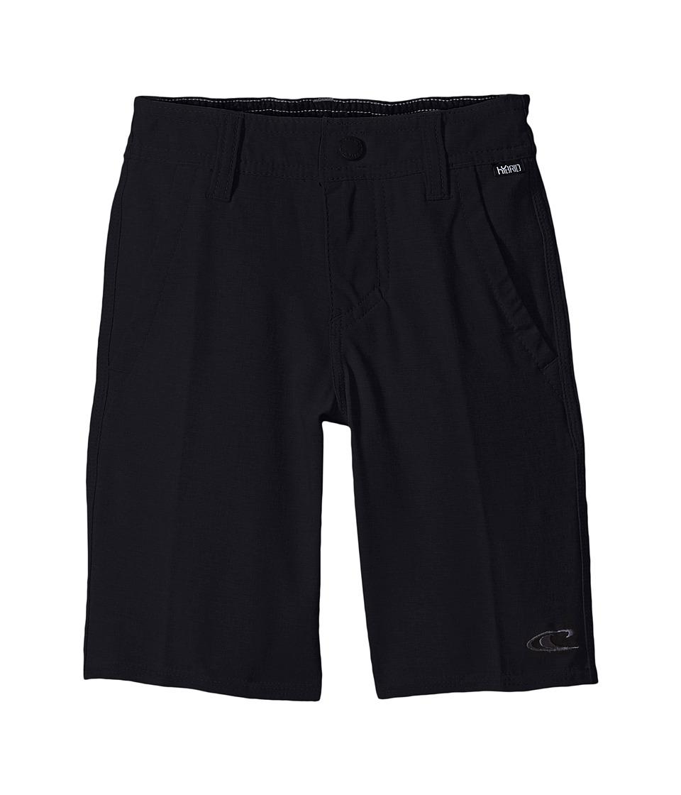 O'Neill Kids - Loaded Solid Hybrid Shorts (Little Kids) (Navy) Boy's Shorts