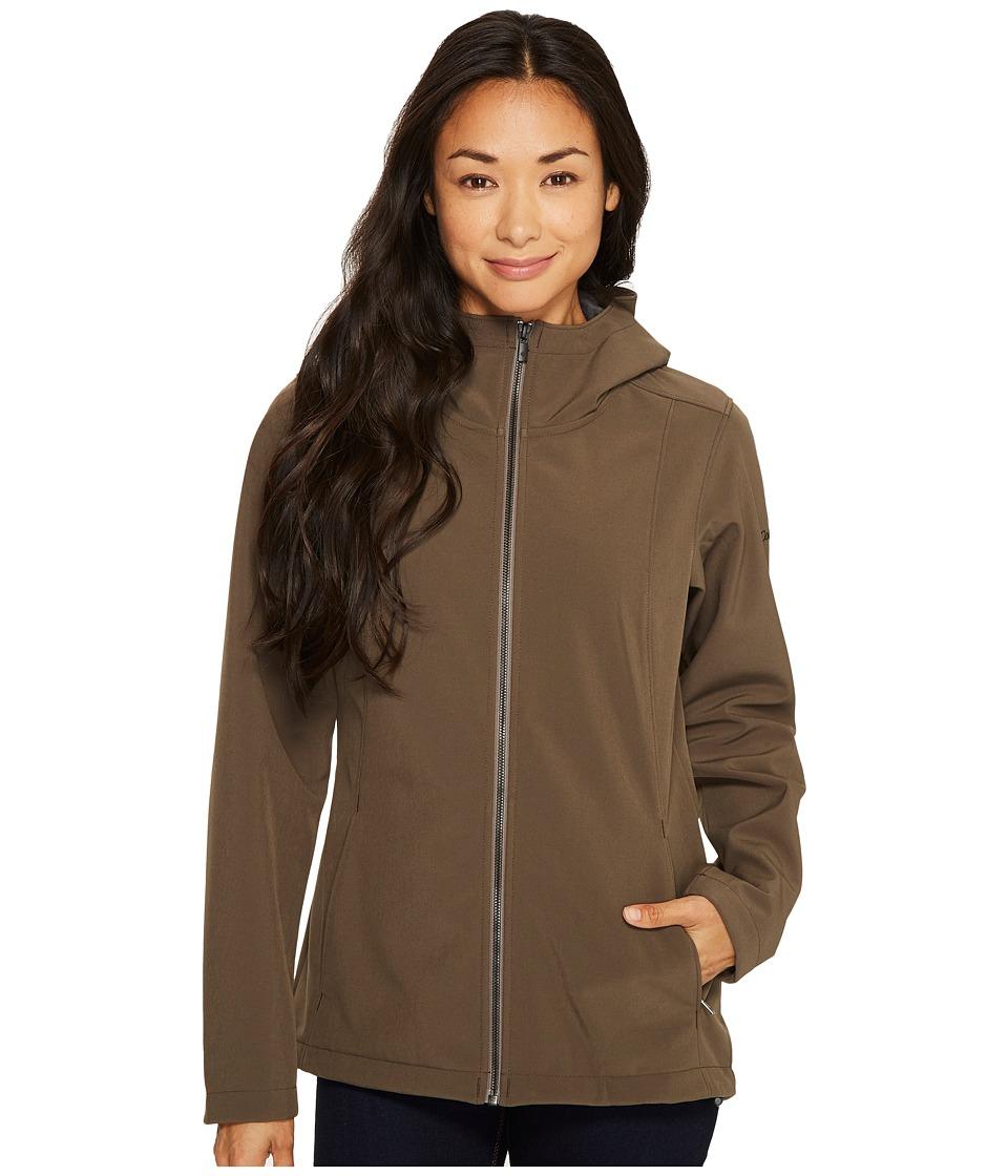 Columbia - Kruser Ridge Plush Soft Shell Jacket (Major) Women's Coat