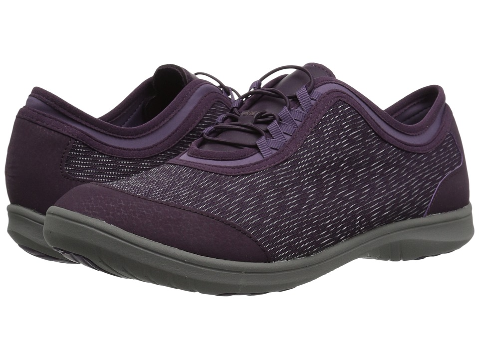 Clarks - Dowling Pearl (Aubergine) Women's Shoes