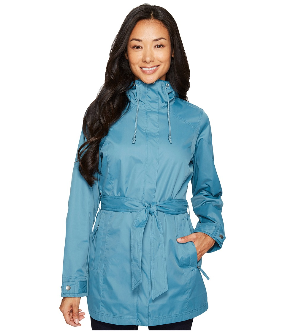 Columbia - Pardon My Trenchtm Rain Jacket (Cloudburst) Women's Coat