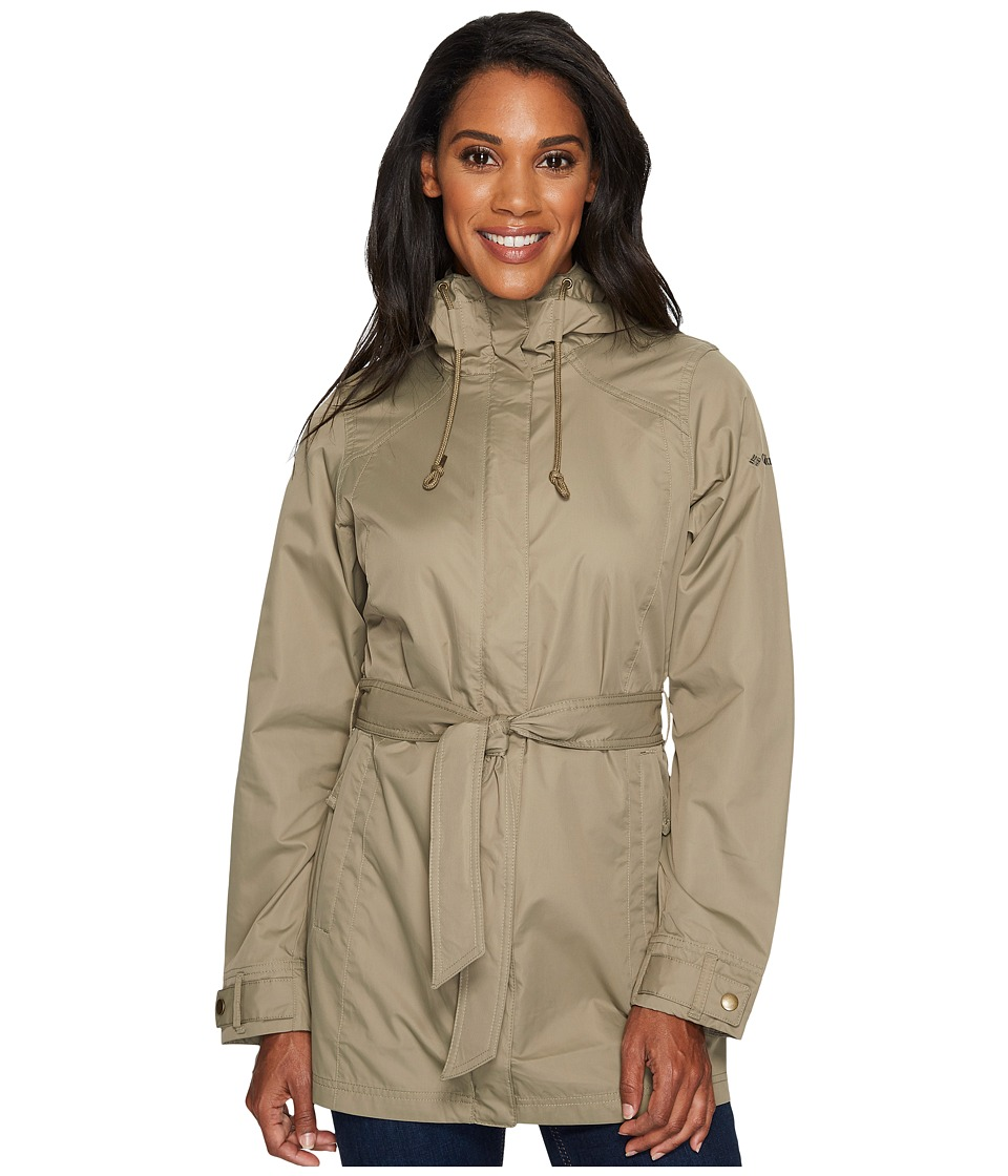 Columbia Pardon My Trenchtm Rain Jacket (Sage) Women
