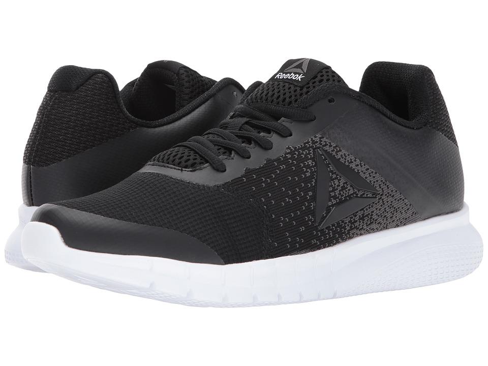 Reebok - Instalite Run (Black/Coal/White/Silver) Men's Running Shoes
