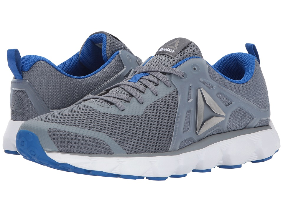 Reebok - Hexaffect Run 5.0 MTM (Asteroid Dust/Vital Blue/White/Alloy) Men's Running Shoes