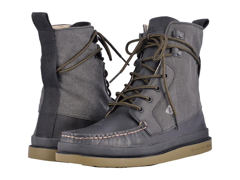 Sperry A/O Surplus Boot (Black) Men