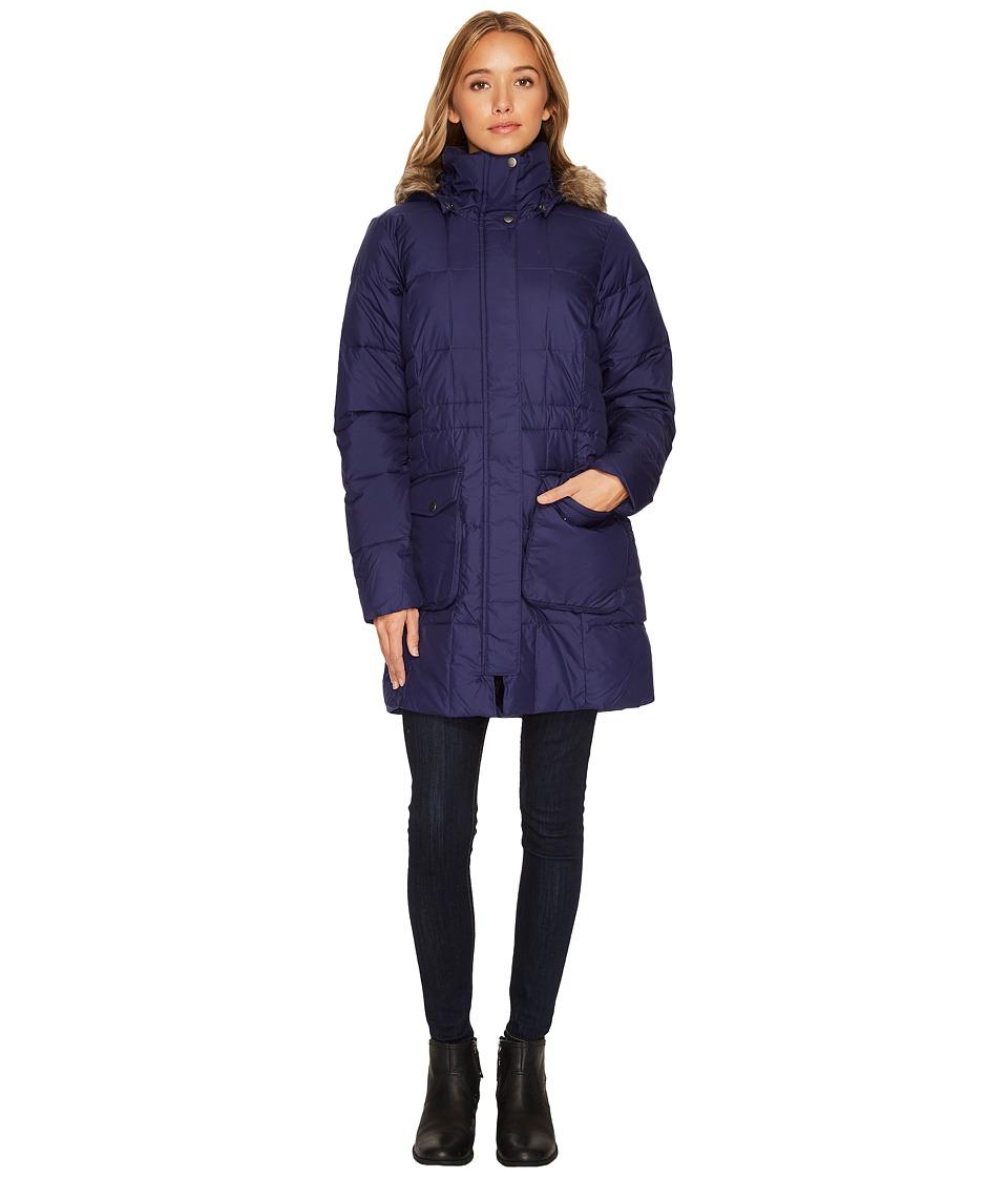 Columbia - Lone Creek Mid Coat (Nightshade) Women's Coat