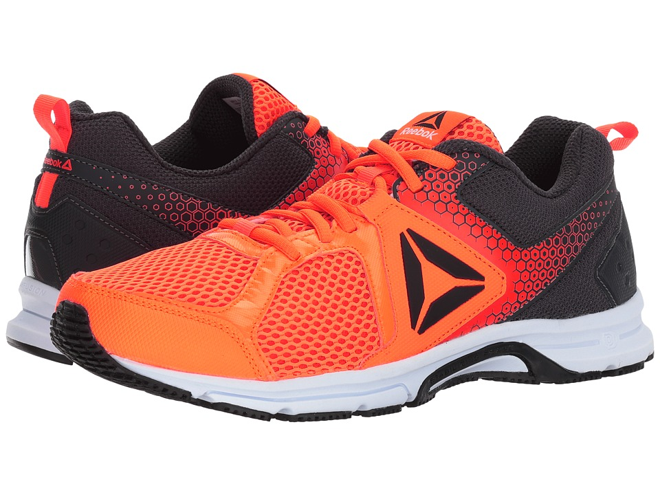 Reebok - Runner 2.0 MT (Solar Orange/Coal) Men's Running Shoes