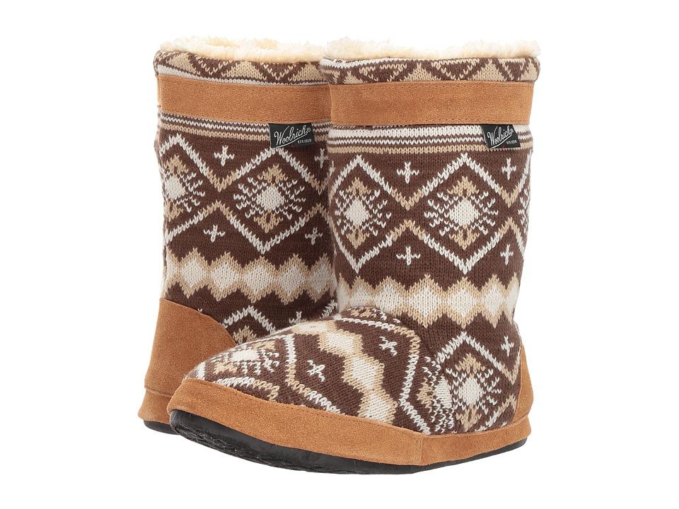 Woolrich Whitecap Knit Boot (Somerton) Women
