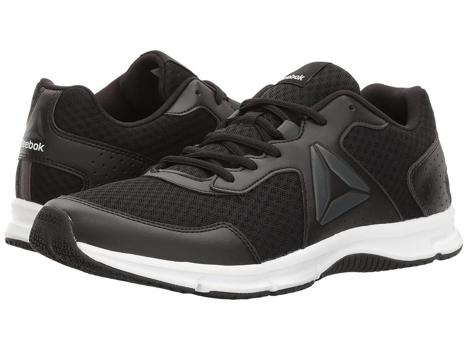 Reebok - Express Runner (Black/Coal/White) Men's Running Shoes