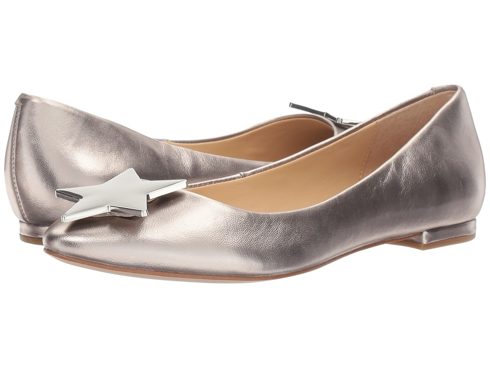 Katy Perry - The Julia (Pewter Soft Metallic) Women's Shoes