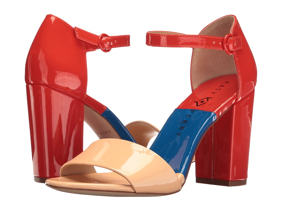 Katy Perry - The Liz (Peach Patent) Women's Shoes