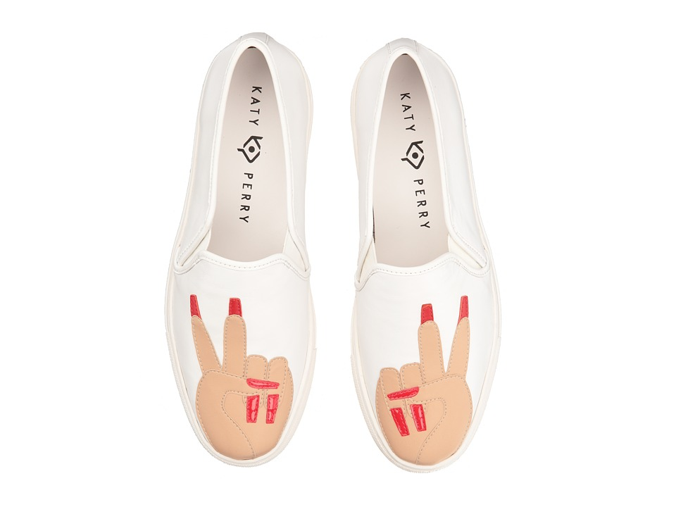 Katy Perry - The Peace (White Nappa) Women's Shoes