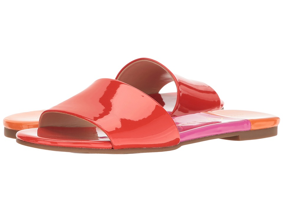 Katy Perry - The Rossi (Red/Orange Patent) Women's Shoes