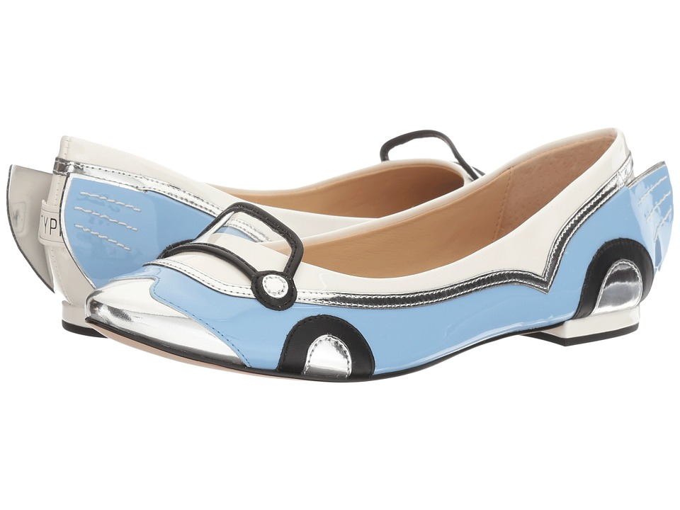 Katy Perry - The Shannon (Soft Blue Patent) Women's Shoes