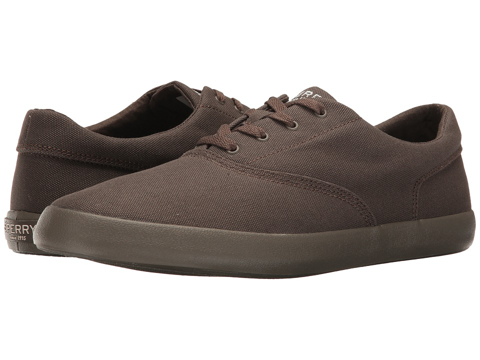 Sperry - Wahoo CVO Flooded (Charcoal) Men's Shoes