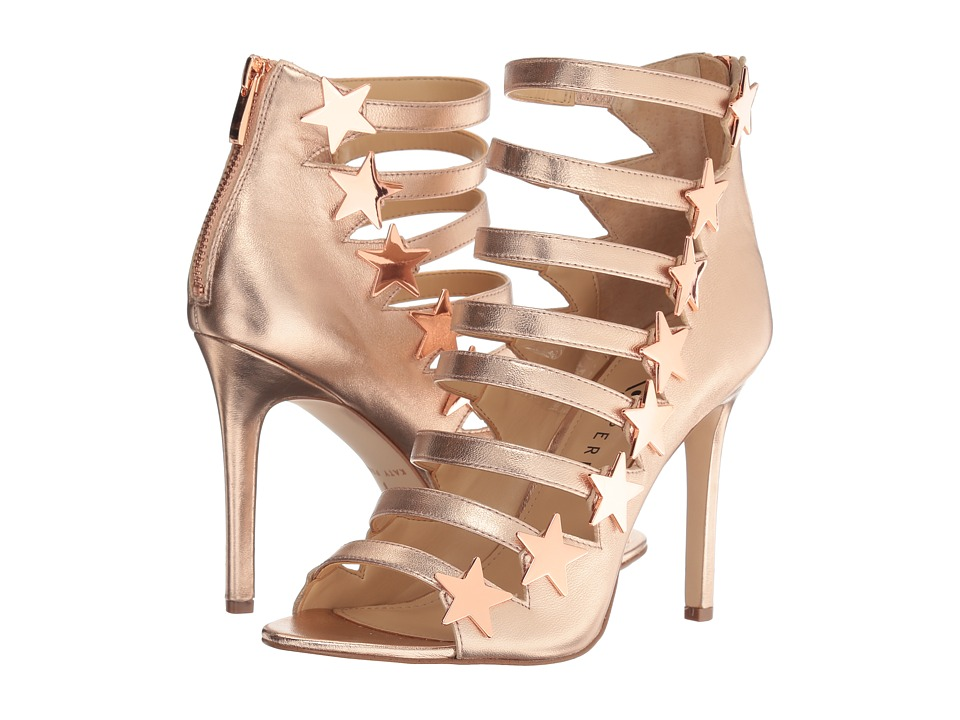 Katy Perry - The Stella (Rose Gold Soft Metallic) Women's Shoes