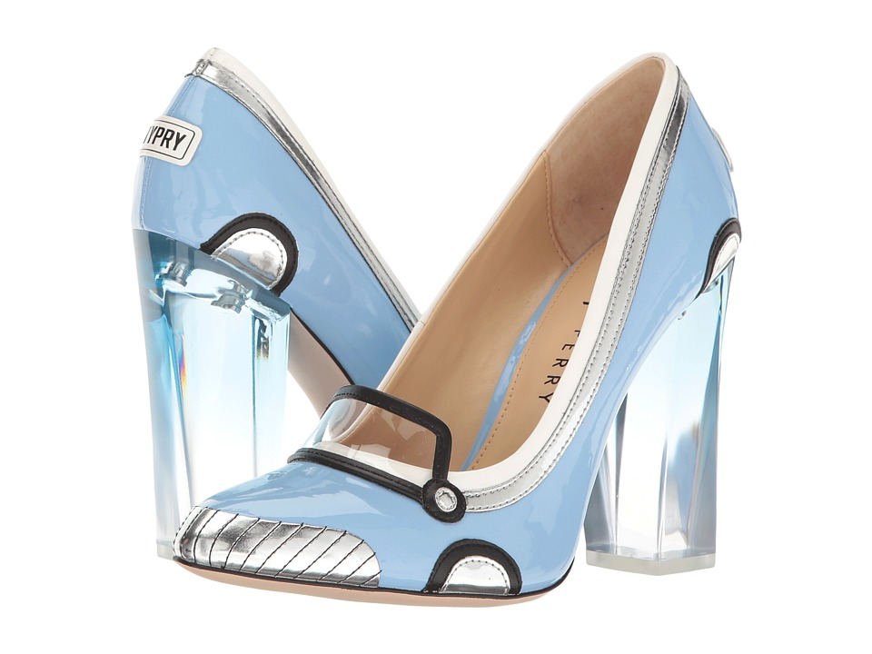 Katy Perry - The Thelma (Soft Blue Patent) Women's Shoes