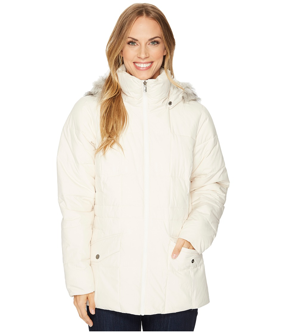 Columbia Lone Creek Jacket (Chalk) Women