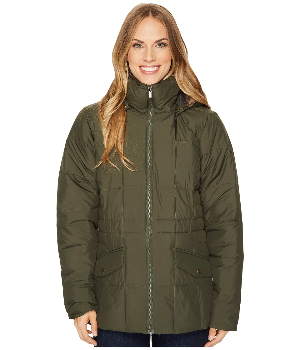 Columbia Lone Creek Jacket (Surplus Green) Women