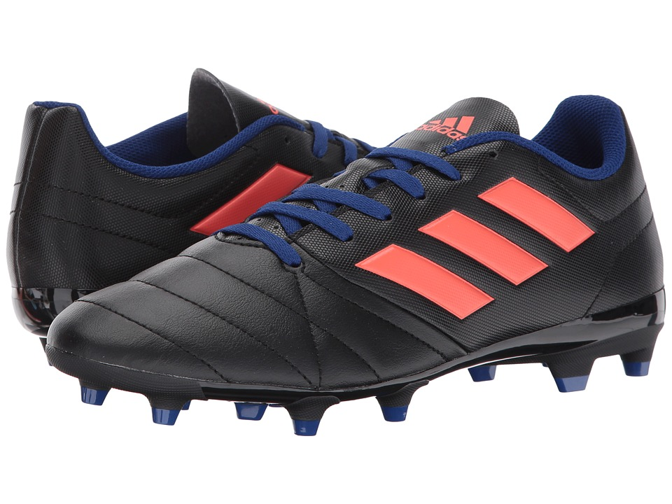 adidas Ace 17.4 FG (Core Black/Easy Coral/Mystery Ink) Women's Soccer Shoes