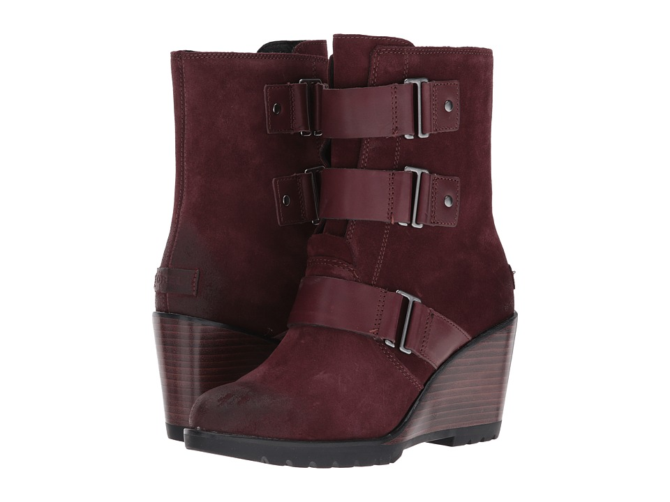 SOREL After Hours Bootie (Redwood) Women