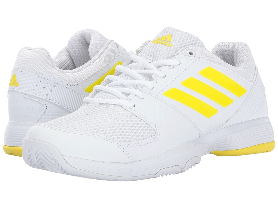 Adidas Barricade Club Red White Yellow Women S Shoes