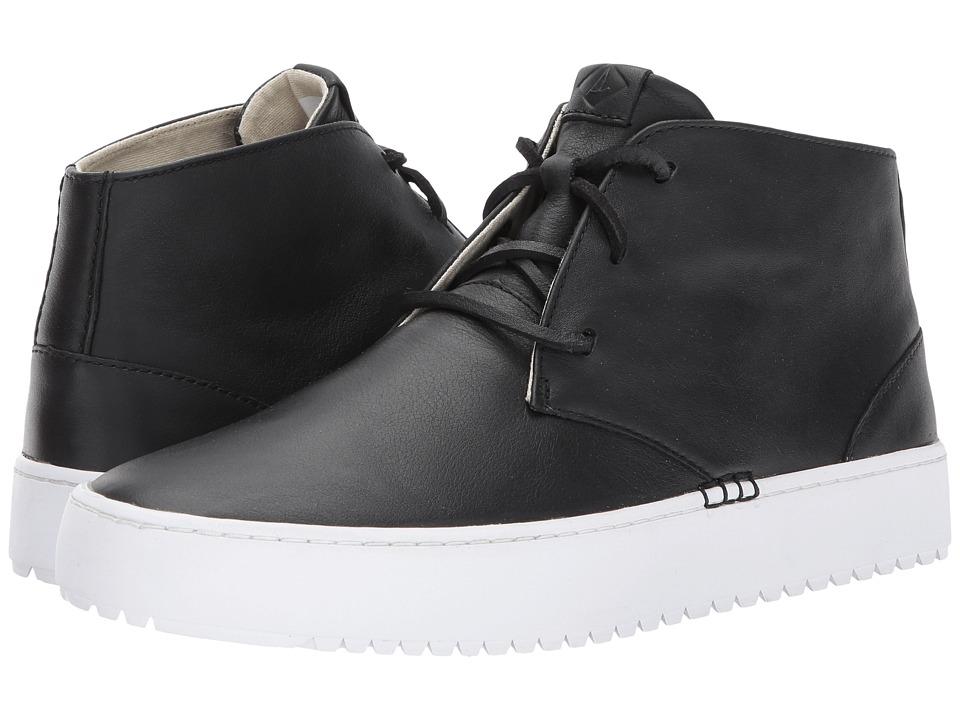 Sperry Endeavor Chukka Leather (Black) Men