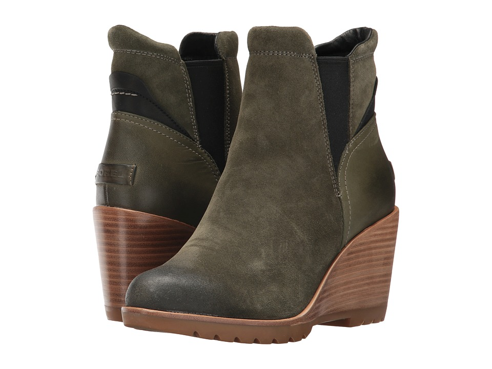 SOREL After Hours Chelsea (Nori Suede) Women