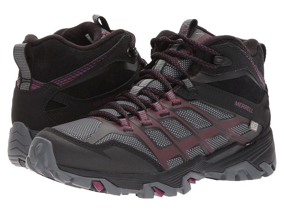 Merrell Moab FST Ice+ Thermo (Black) Women
