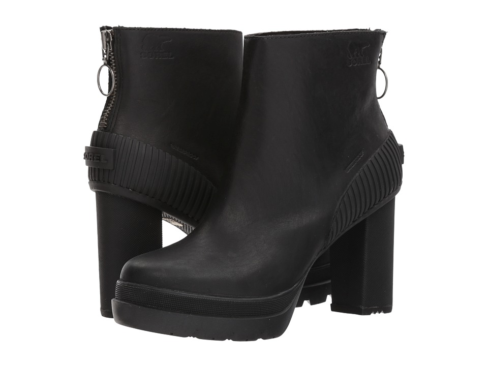 SOREL Dacie Bootie (Black) Women