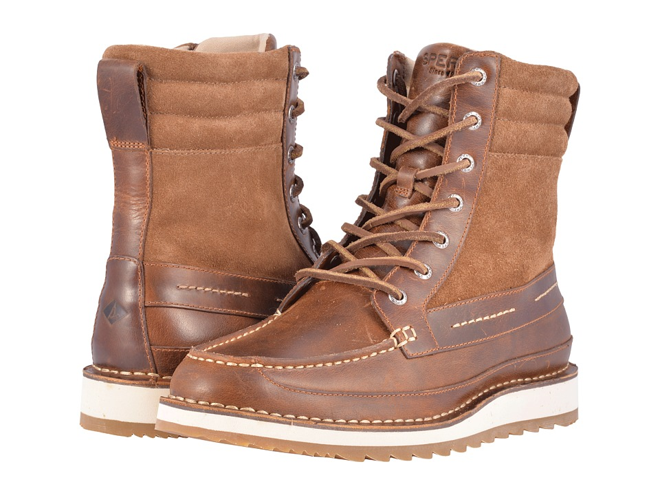 Sperry Dockyard Boot (Tan 1) Men
