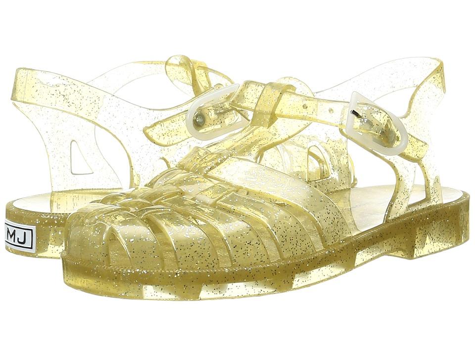 Little Marc Jacobs - Beach Sandals (Toddler/Little Kid/Big Kid) (Gold) Girls Shoes
