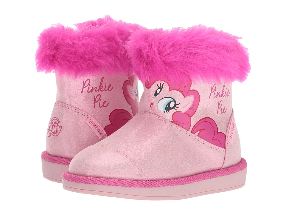 Stride Rite - My Little Pony Pinkie Pie Earth Pony (Toddler/Little Kid) (Pink) Girls Shoes
