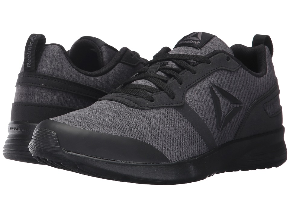 Reebok Foster Flyer (Heather Black/Dark Grey Heather/Ash Grey) Women