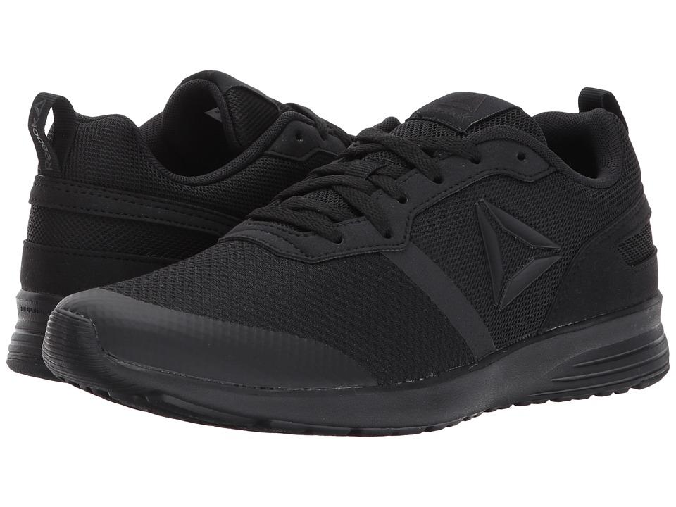 Reebok - Foster Flyer (Black/Coal) Women's Running Shoes