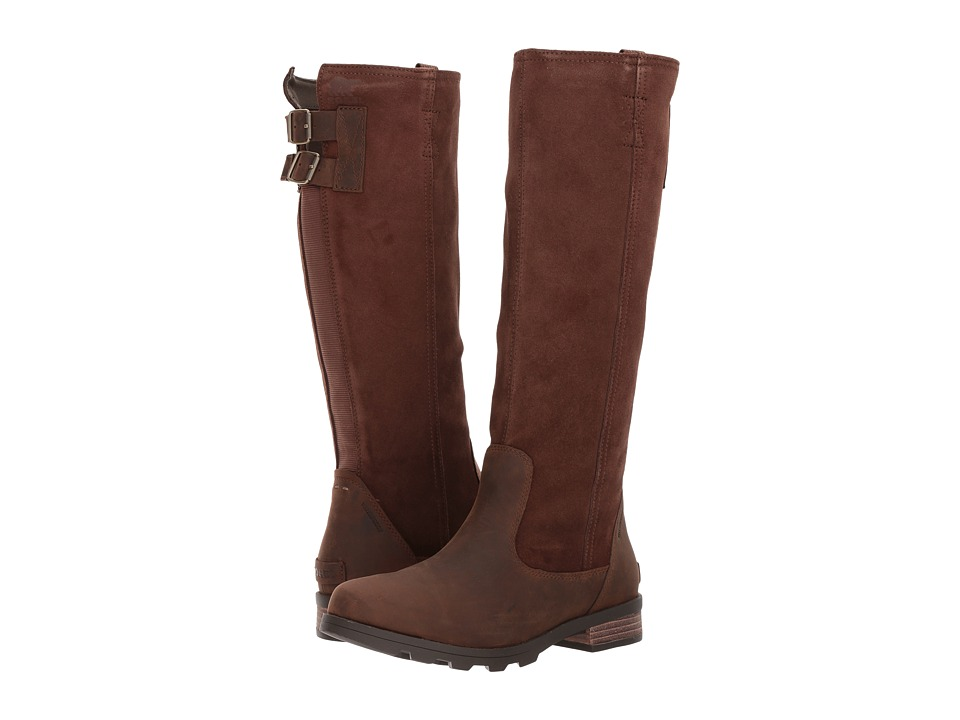 SOREL Emelie Tall (Tobacco/Flax) Women