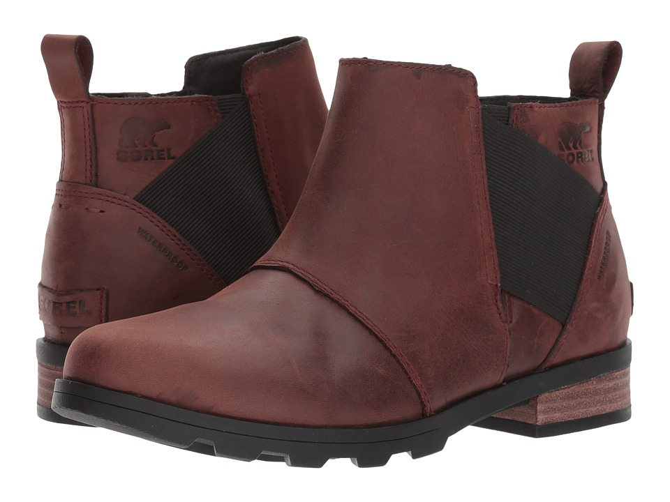 SOREL Emelie Chelsea (Redwood/Black) Women