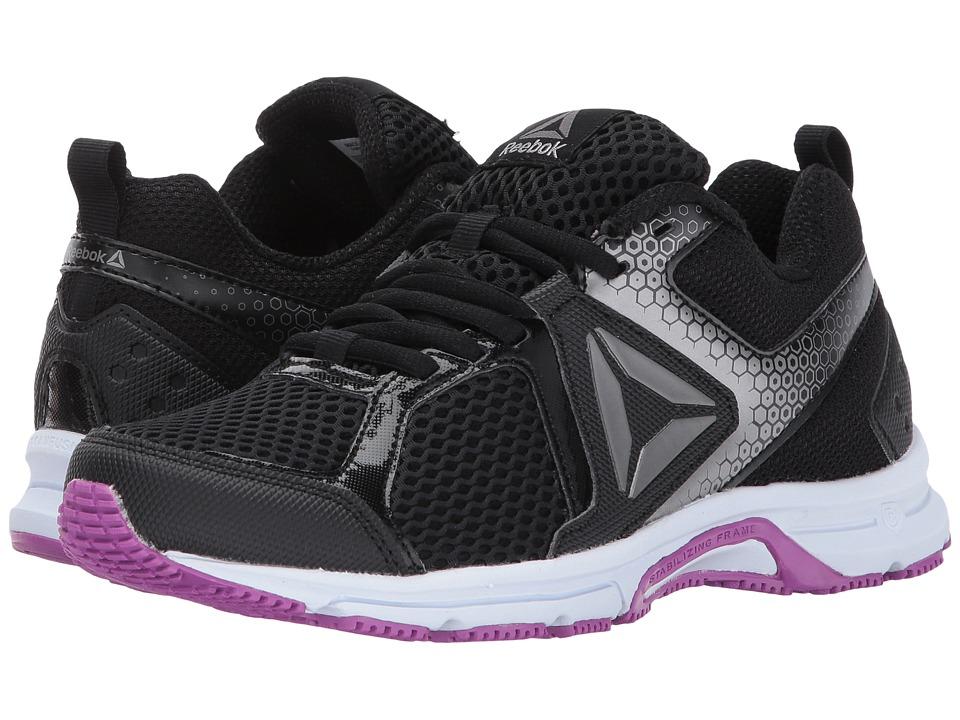 Reebok Runner 2.0 MT (Black/Vicious Violet/Pewter) Women