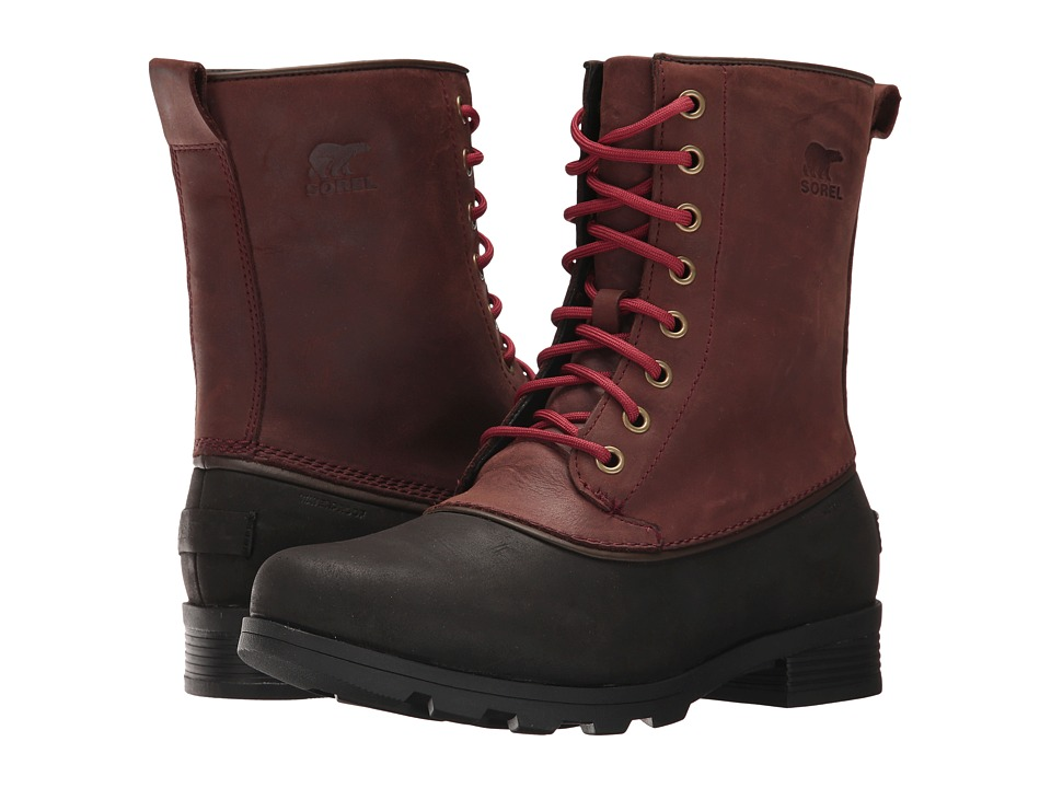 SOREL Emelie 1964 (Redwood/Black) Women